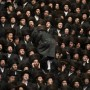 Hassidim - Belz wedding